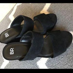 dd6f563b3035 bp Shoes - BP. Sophia platform heels